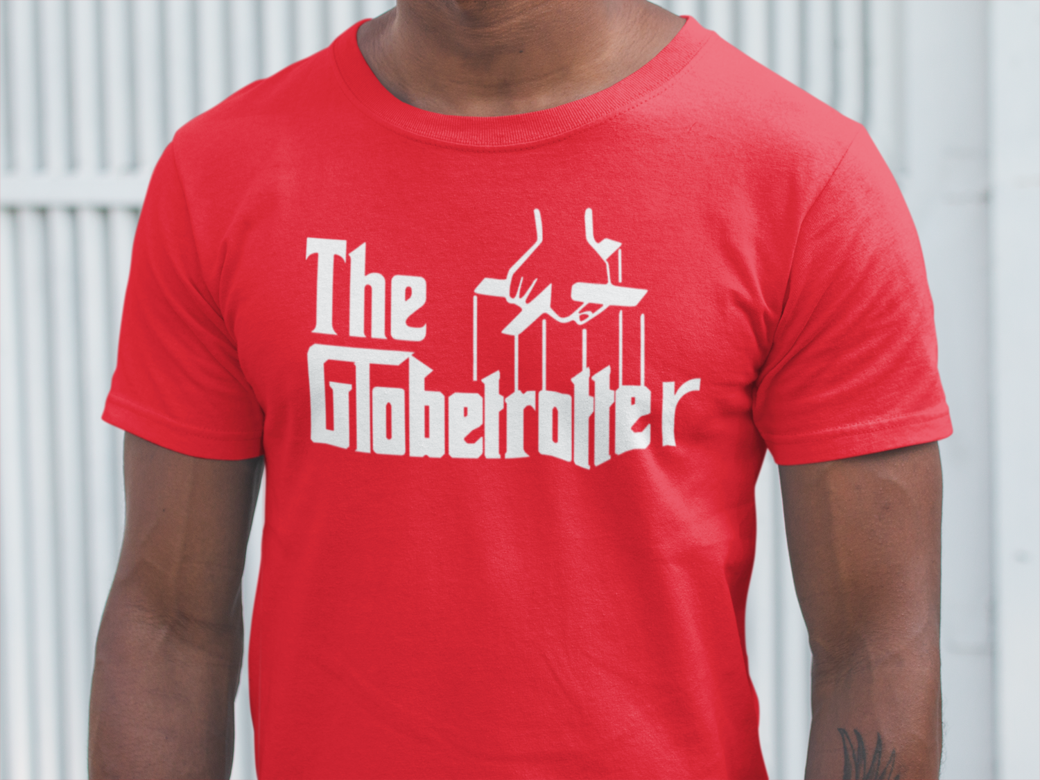 The Globetrotter Tee