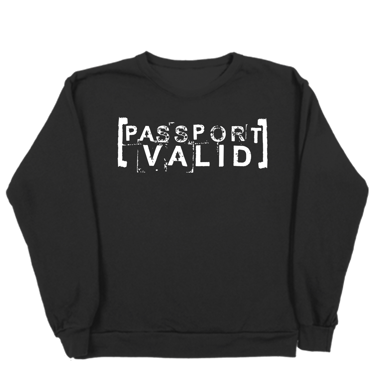 Stamp of Approval Crewneck Sweater