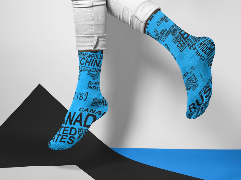 Globetrotter Socks