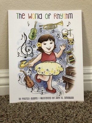 The World of Rhythm - Autographed Book