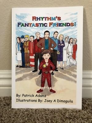 Rhythm's Fantastic Friends! - Autographed Book