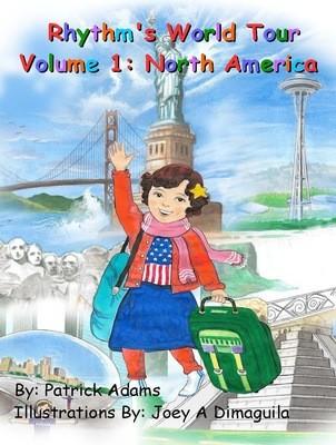 Rhythm's World Tour Vol 1: North America - Autographed Book