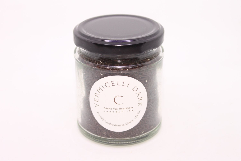 Vermicelli dark chocolate 110 gr.
