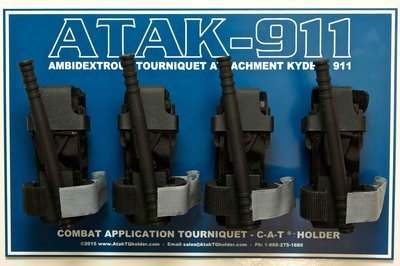 ATAK 911 Wall Mount