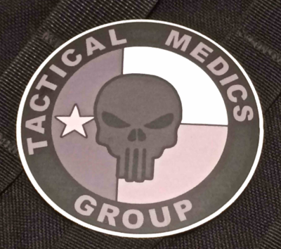 Tactical Medics Group - 3in Decal