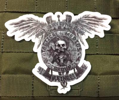 Tactical Medics Group - New Logo