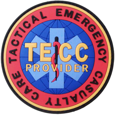 TECC 3.5in PVC Patch
