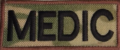 MEDIC Shoulder Patch - MULTICAM