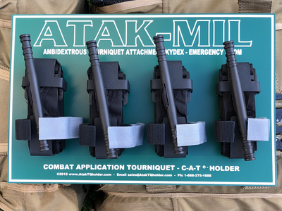 ATAK Military Wall Mount