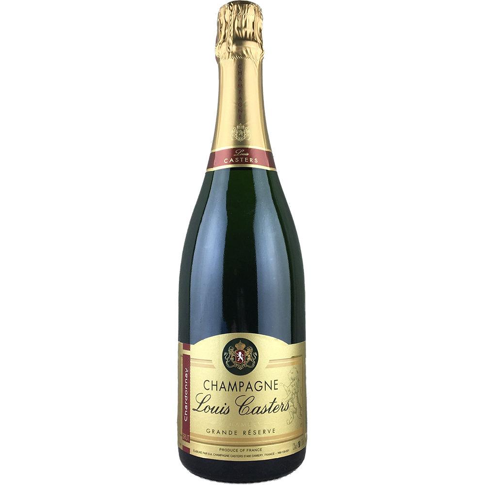 Champagne Louis Casters Cuvée Grande Réserve Brut