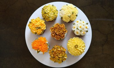 ButterCream Mini Cake Set (4)