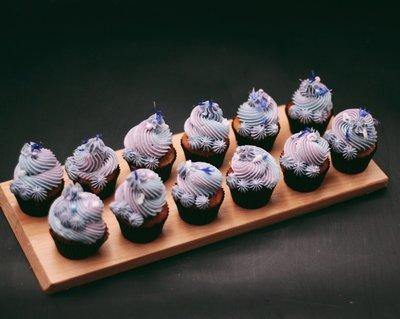 12 Mini Cupcakes Set