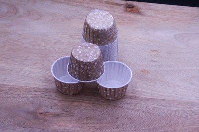 24 Cupcake Non Stick Baking Cup