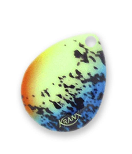 Rainbow Trout *Super Glow* (3-pack Nickel) 00110
