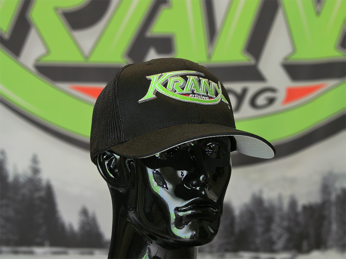 Black Kranx FLEXFIT Hat 00135