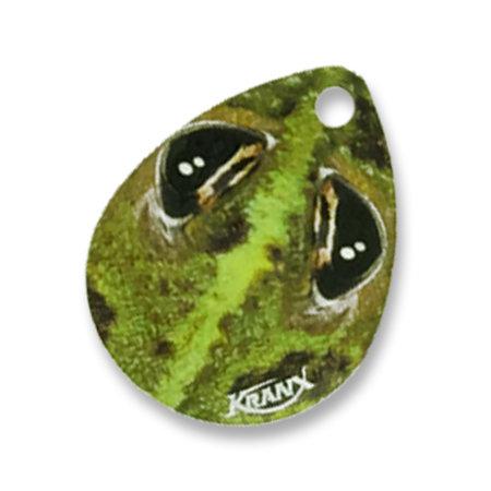 Green Frog *Live Image* (3-pack Nickel) 00199