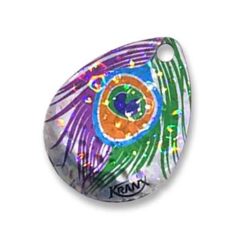 HoloPeacock *Holographic* (3-pack Nickel) 00222