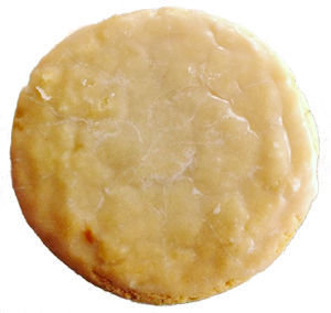 Bumzy's Lemon Frosted Cookie