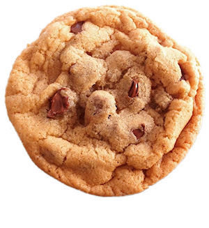 Bumzy's Classic Chocolate Chip Cookie