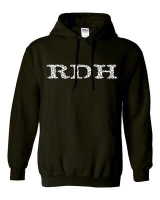 Black Hoodie RDH