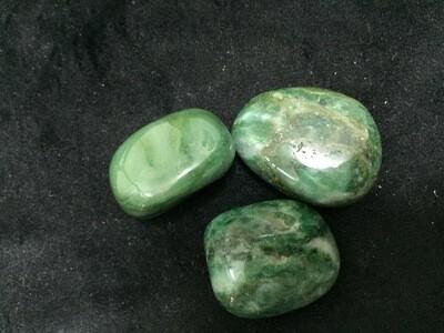 Buddstone (African Jade)