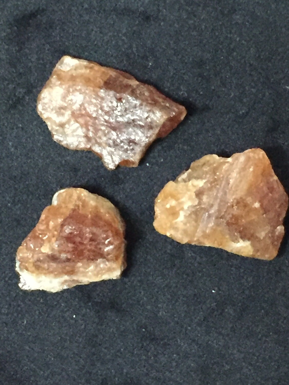 Hessonite (Orange Grossular Garnet)