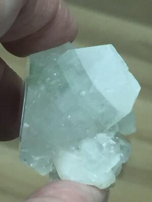Apophyllite/Stilbite Cluster