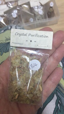 Crystal Purification Blend