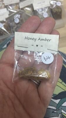 HONEY AMBER Resin