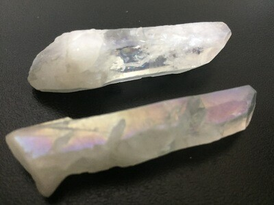 Aura Quartz Points