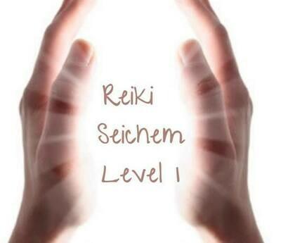 Reiki Seichem Level 1