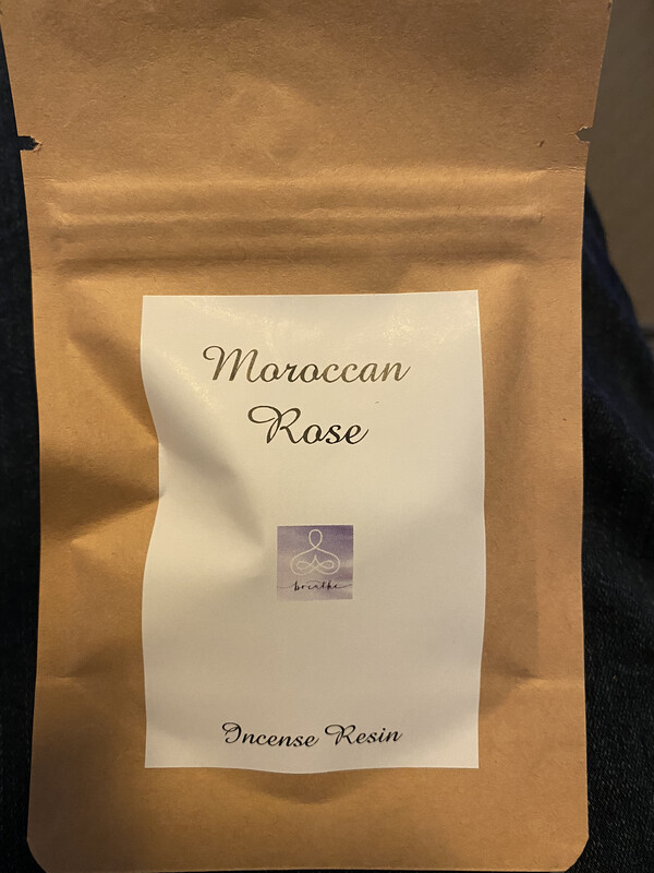 MOROCCAN ROSE Resin