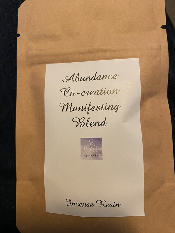 ABUNDANCE CO-CREATION MANIFESTING Blend