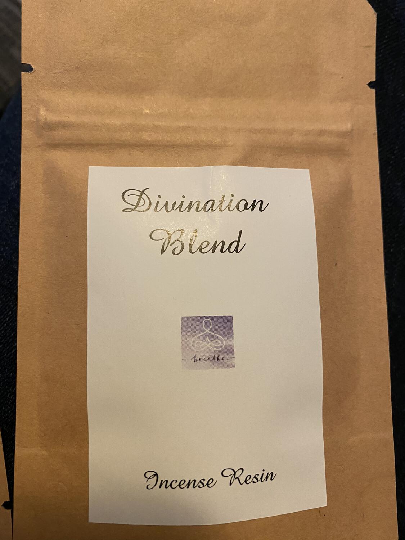 DIVINATION BLEND resin