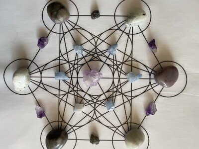 Brow Chakras and Psychic Awareness Grid Kit