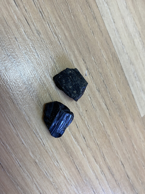 Black Tourmaline Schorl NSW