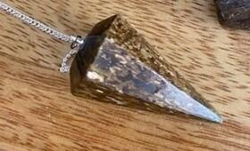 Bronzite Pendulum
