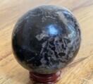 (Black) Tourmaline Sphere
