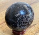 (Black) Tourmaline Sphere