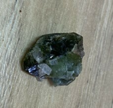 Green Tourmaline Sri Lankan UVITE