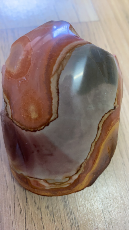 Polychrome Desert Jasper Polished