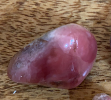 High Grade Japanese Rhodocrosite