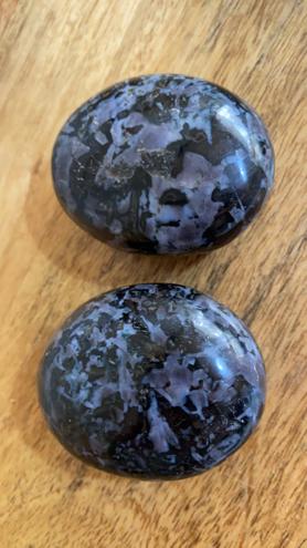 Mystic Merlinite (Gabbro) Palmstone