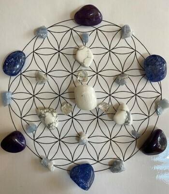 A4 Grid Kit Healing Mind, Body and Spirit