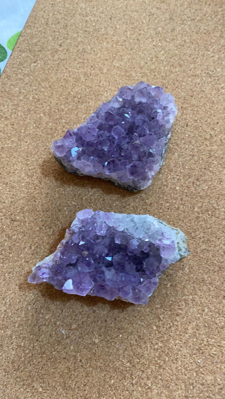 Amethyst Cluster 127 - 130g