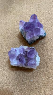 Amethyst Cluster 67 - 70g