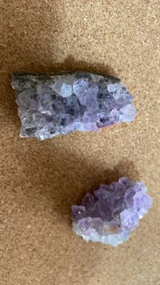 Amethyst Cluster 23 - 31g