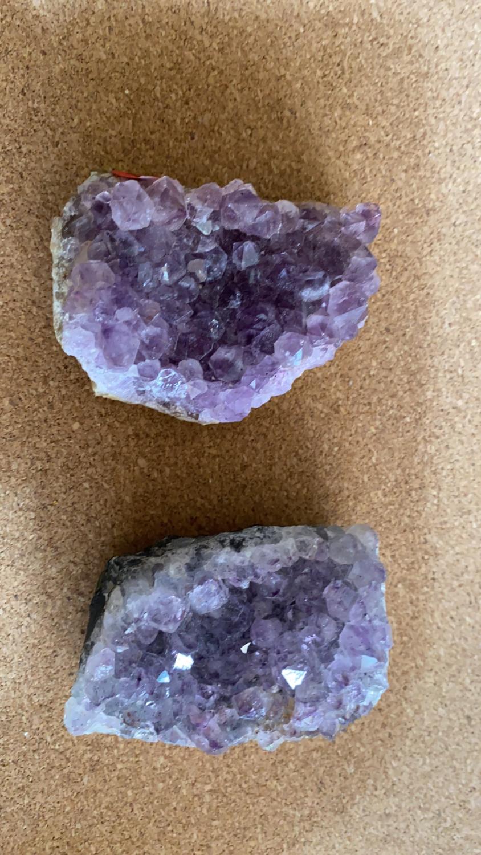 Amethyst Cluster 152 - 156g