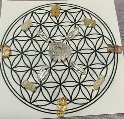 Mini Grid Kit: Divine Truth and Spiritual Purpose
