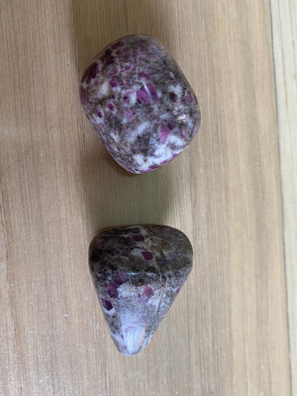 Ruby in Granite